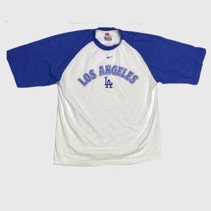 VTG Los Angeles Dodgers Baseball T-Shirt